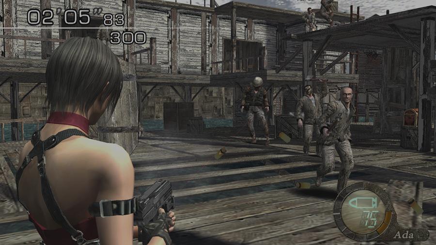 Resident Evil 4 4